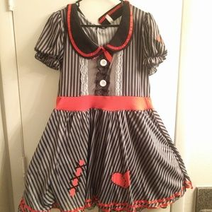 Wind Up Doll Dress